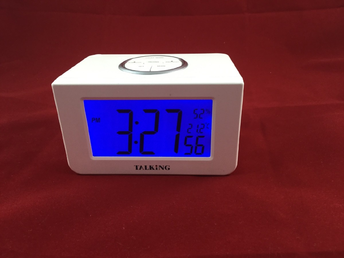 Larger picture of our All-Purpose Talking Clock
