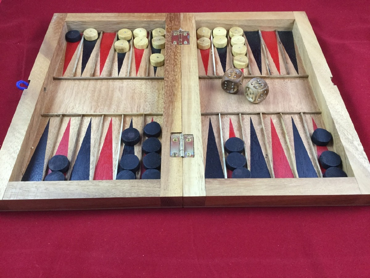 Picture picture of our Backgammon