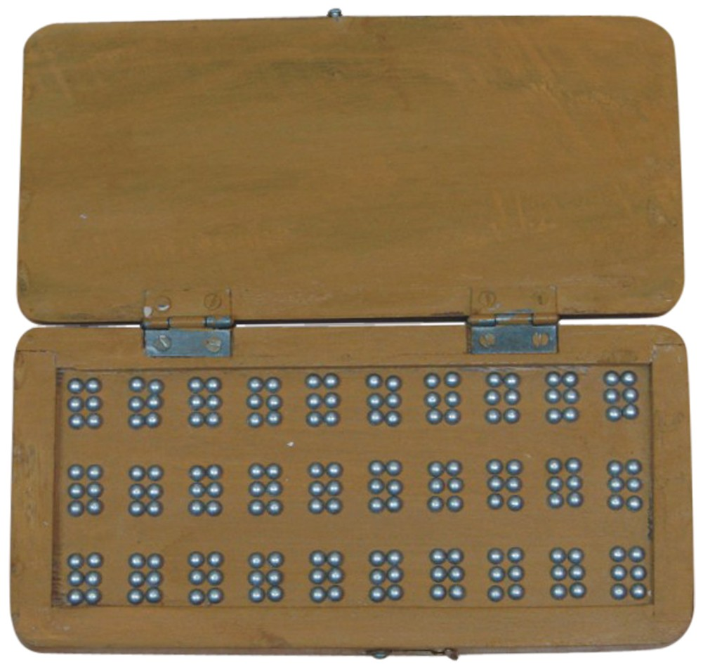 Picture picture of our BrailleIt Board