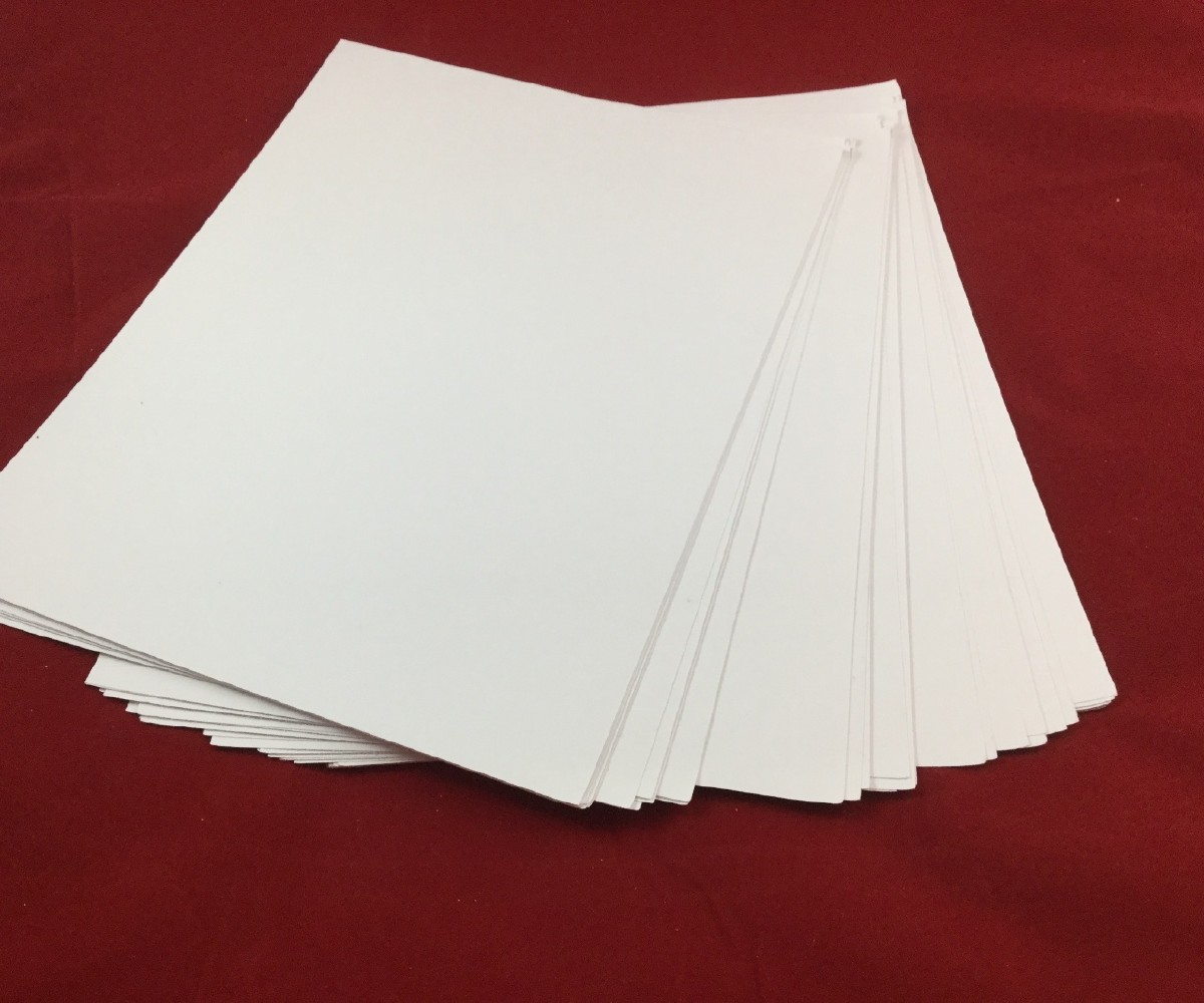 Picture picture of our Braille Paper, Plain