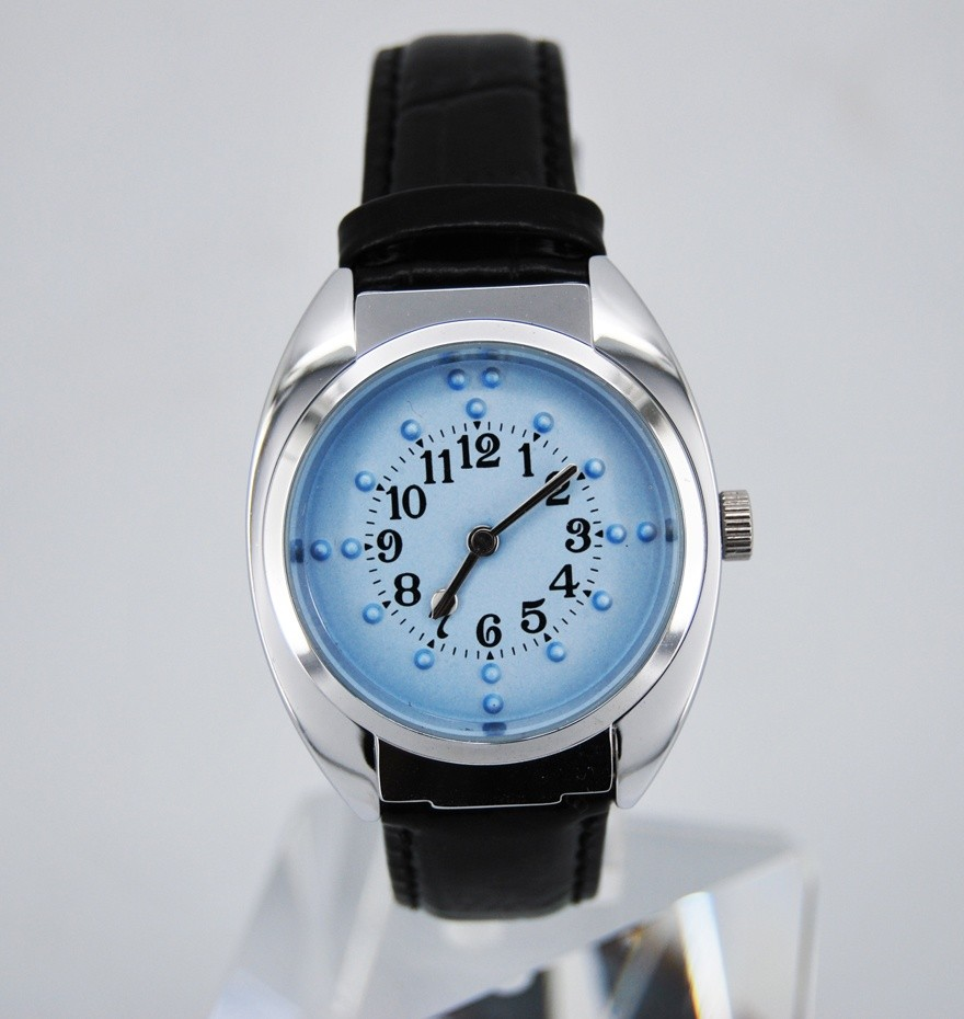 Picture picture of our Braille Wrist Watch