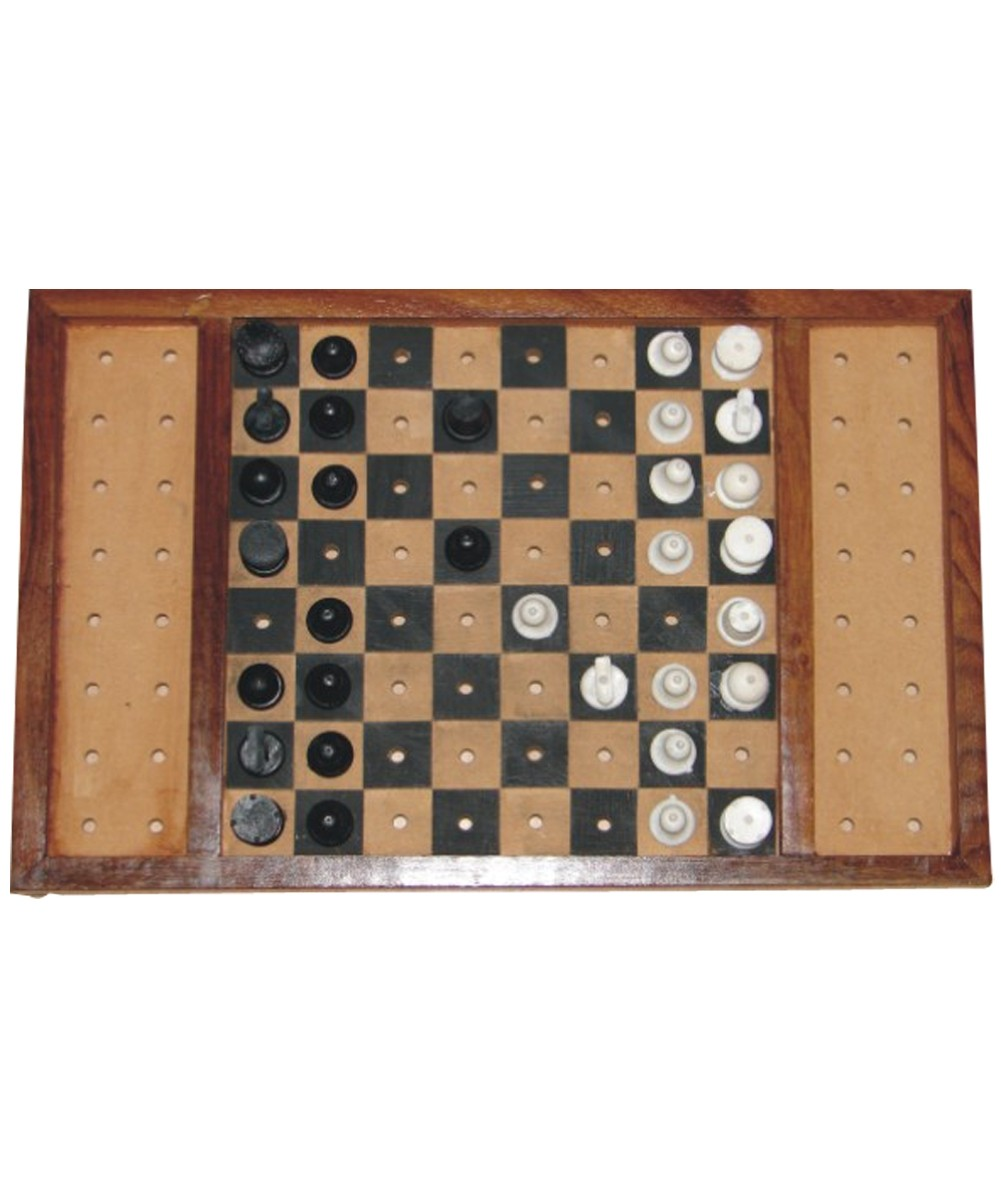 Picture picture of our Chess Set, Classic
