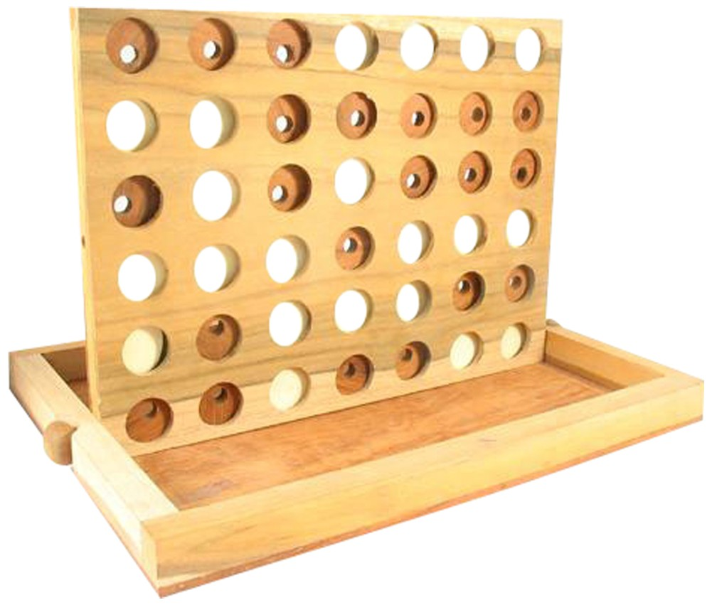 Picture picture of our Connect Four