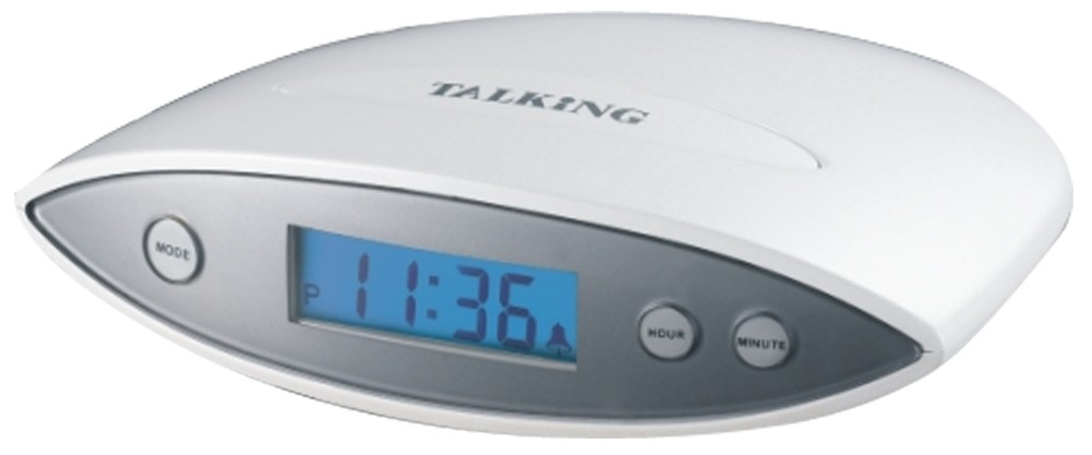 Larger picture of our Easy-Touch Talking Clock