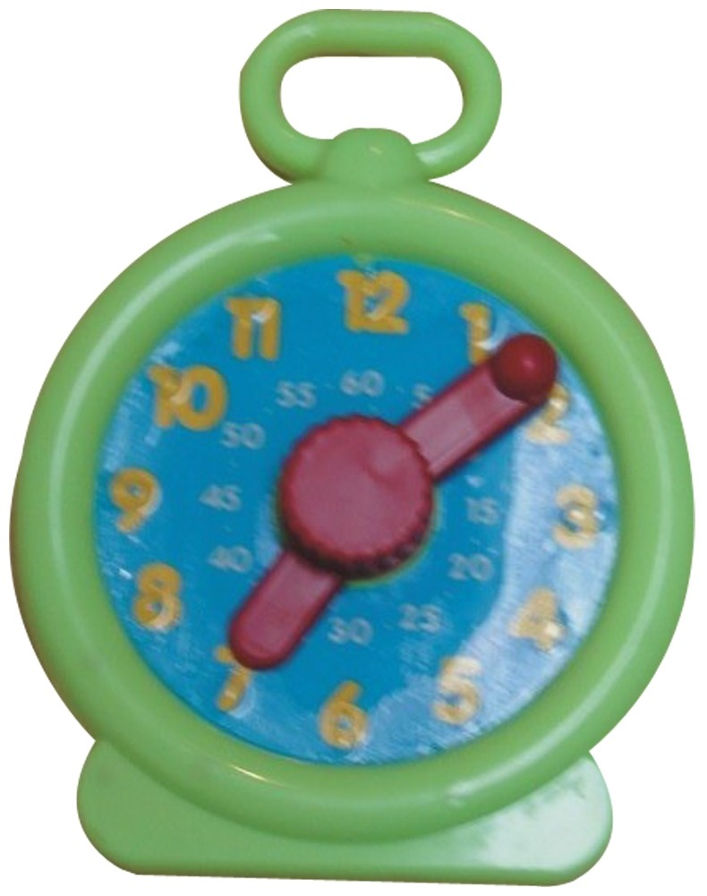 Picture picture of our Learning Time Clock