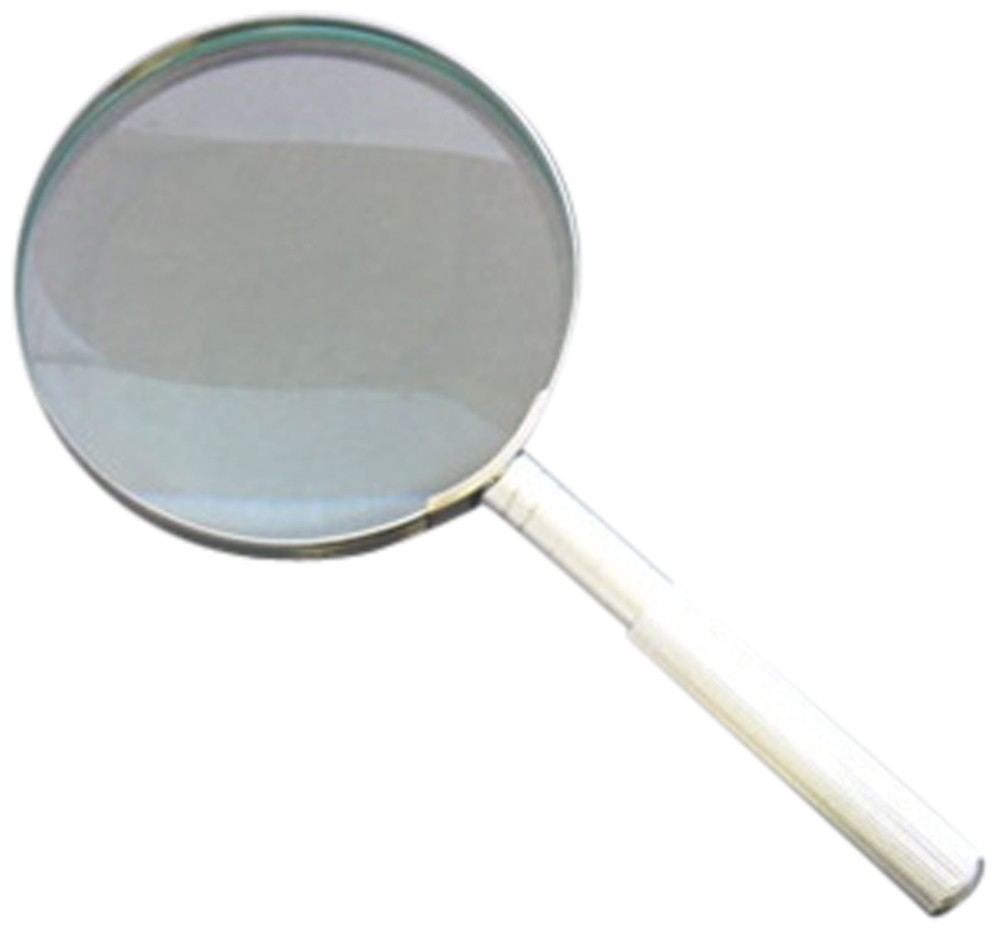 Larger picture of our All-Metal Magnifier, Classic
