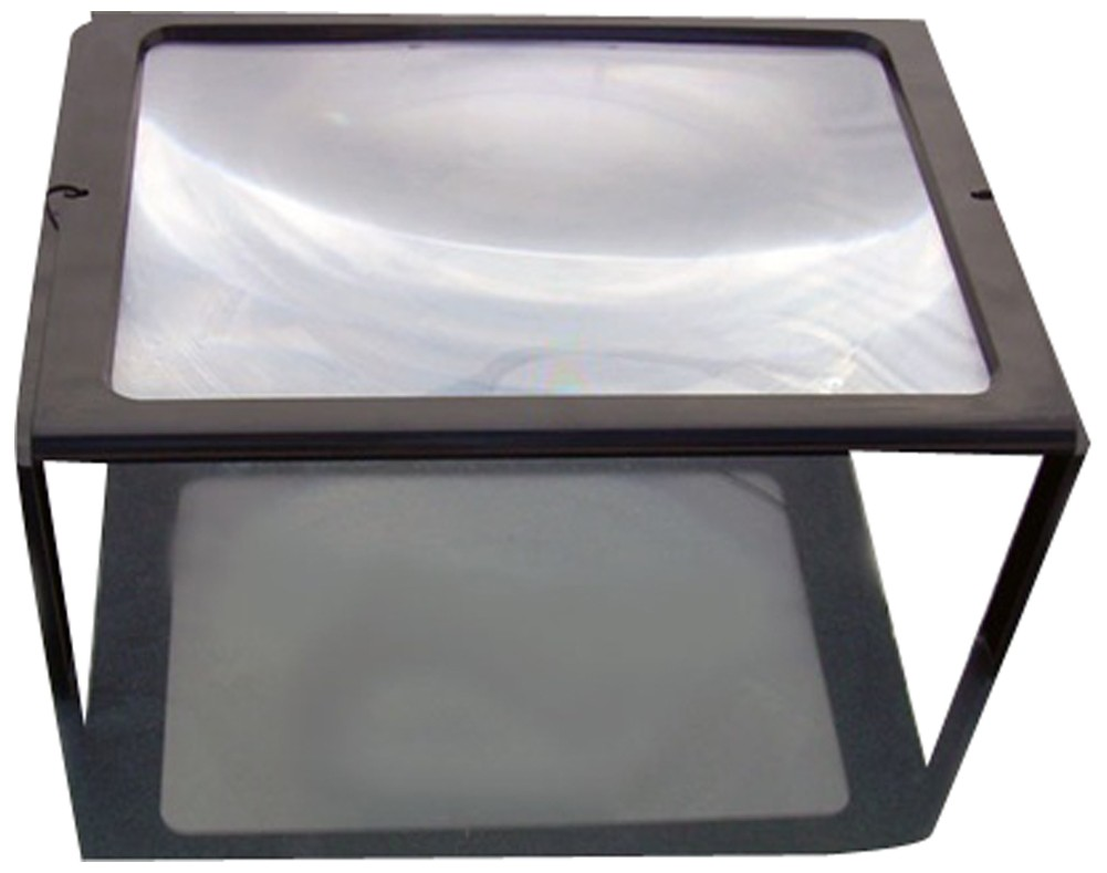 Larger picture of our Deluxe Full-Page Magnifier