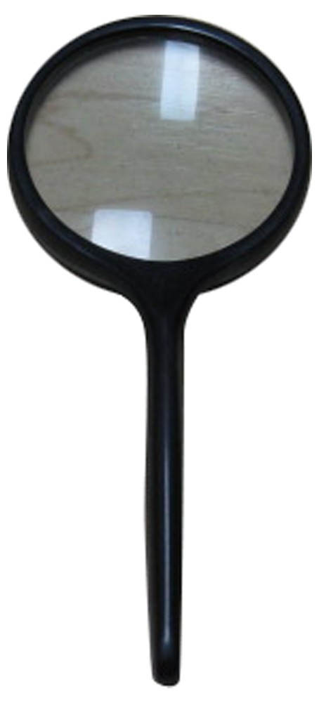 Picture picture of our Bent Handle Magnifier, Medium
