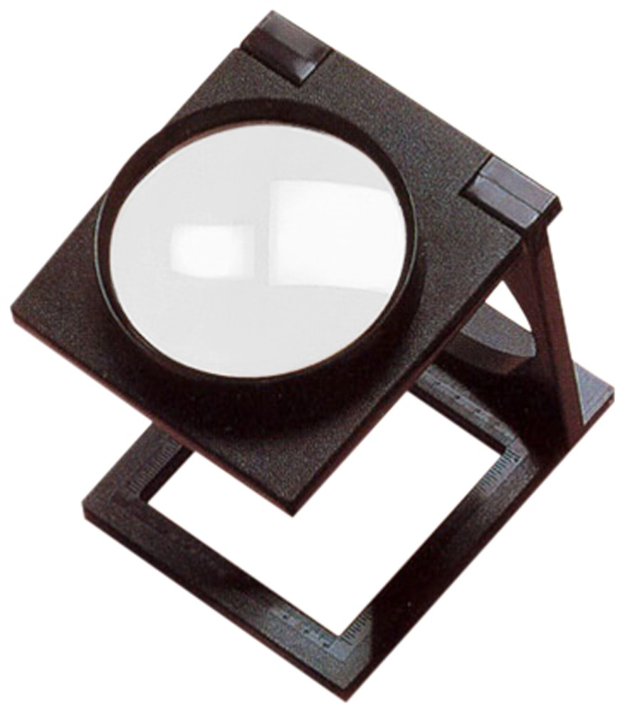 Picture picture of our Folding Stand Magnifier, Classic