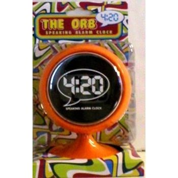 Picture picture of our Orb Talking Clock