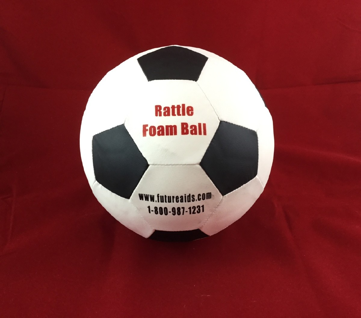 Picture picture of our Rattle Foam Ball