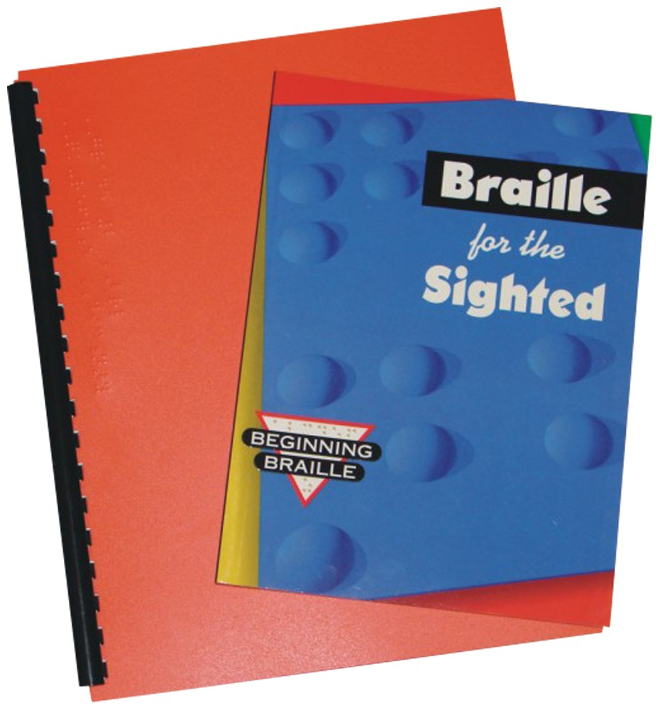 Picture picture of our Braille for the Sighted
