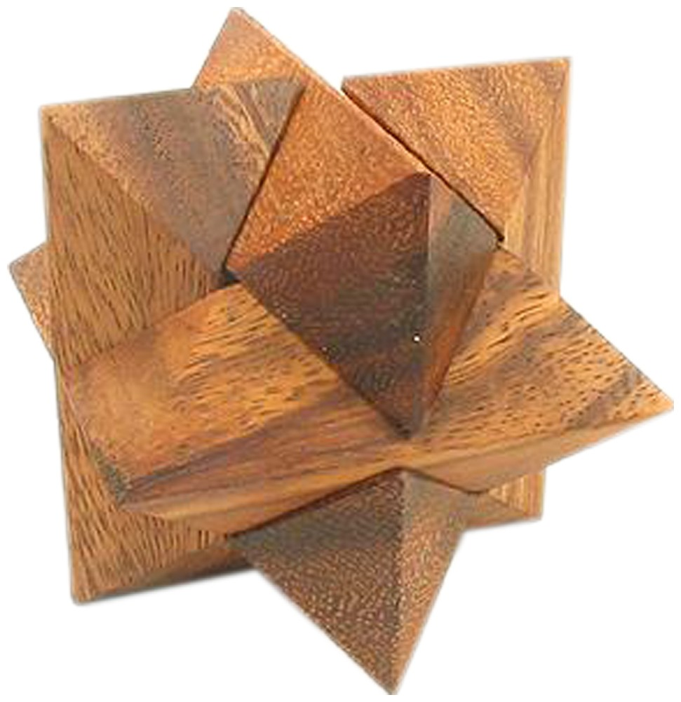 Picture picture of our Star Cube