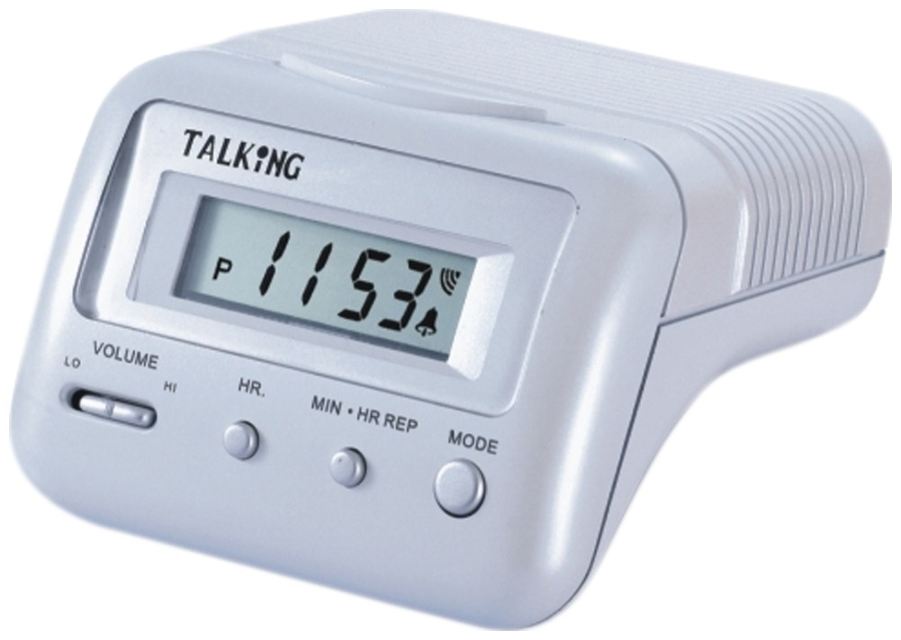 Picture picture of our Talking Table Clock
