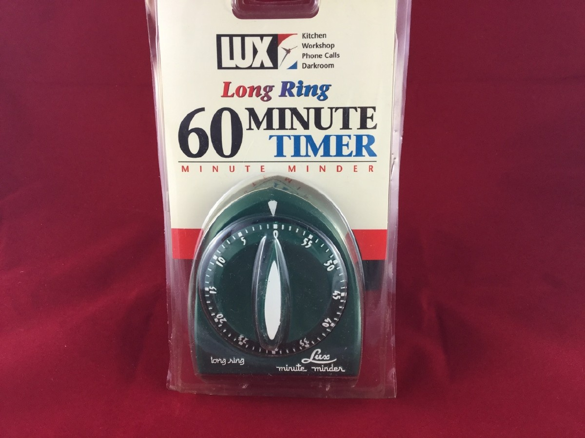 Picture picture of our Tactile Timer