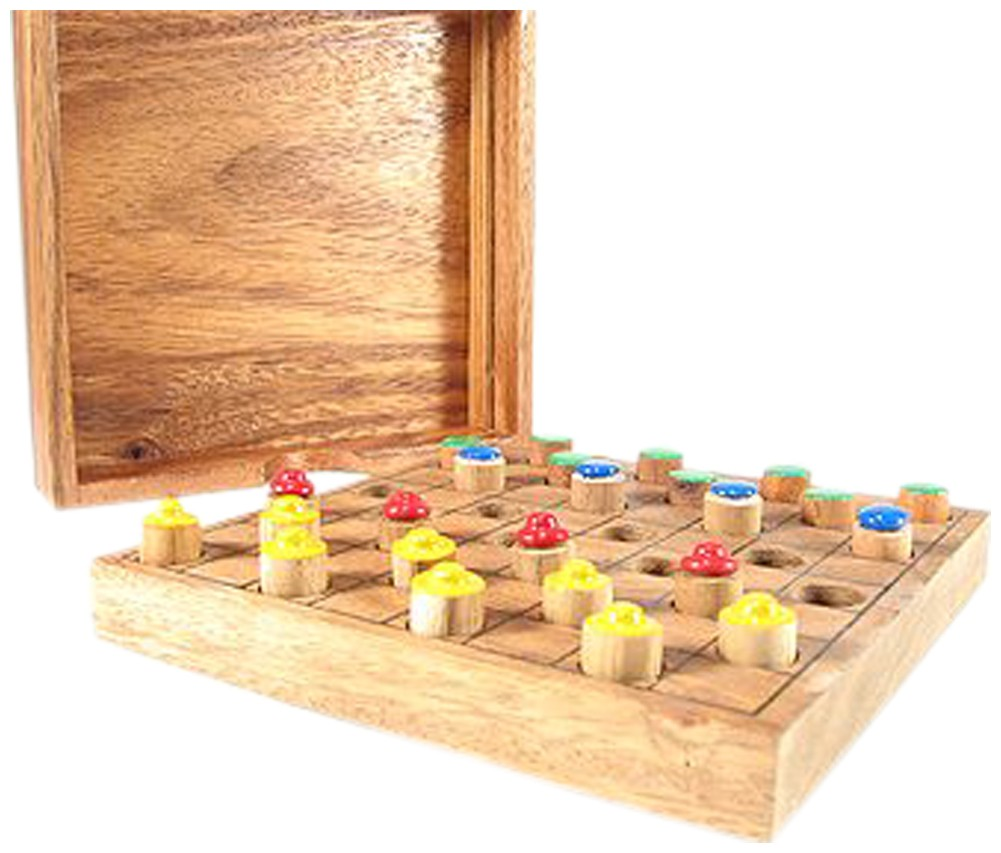 Picture picture of our Checkers Set, Travel