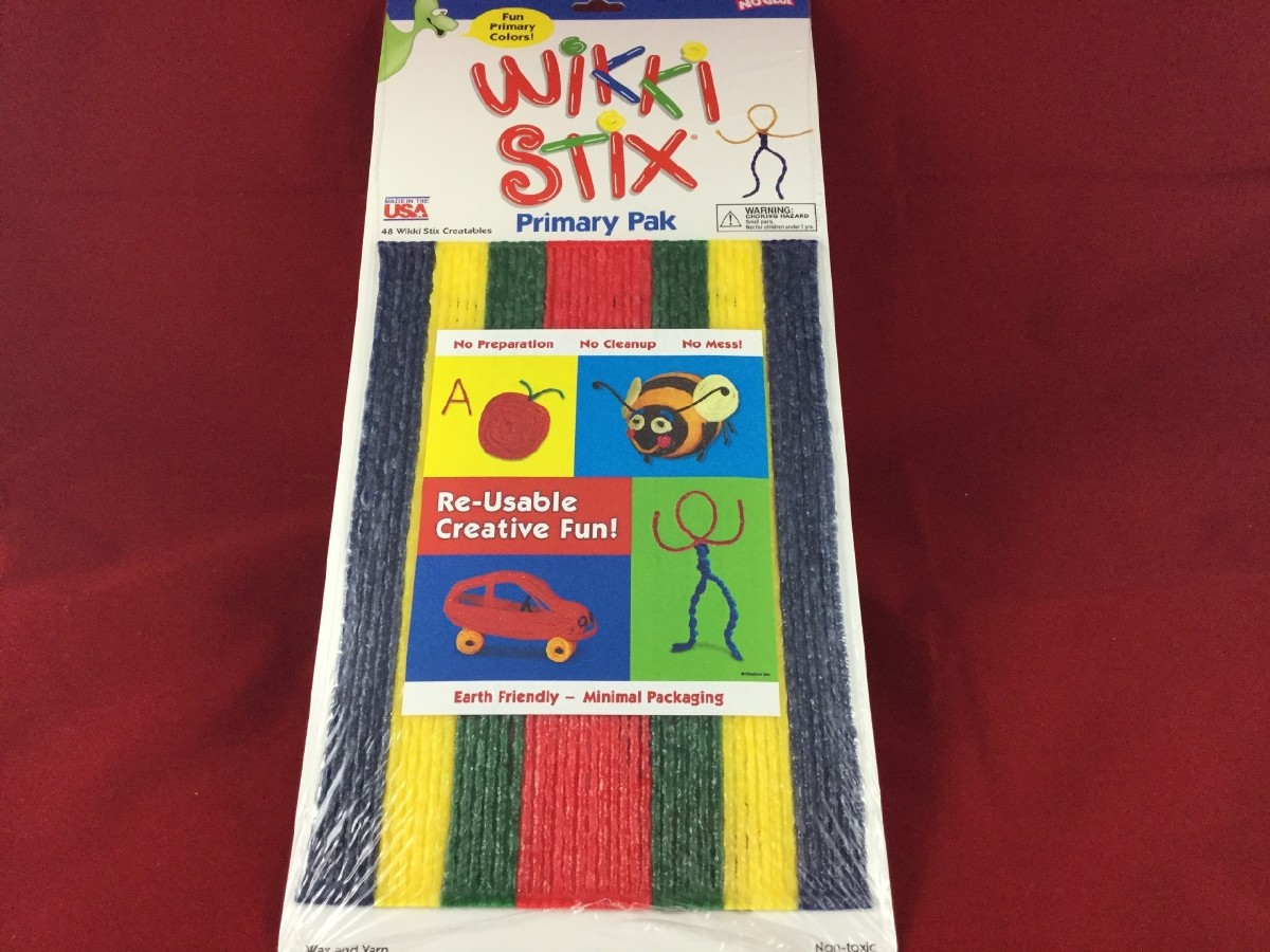 Picture picture of our Wikki Stix